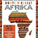 Bunte Vielfalt Afrika