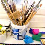 Atelier für kleine Künstler