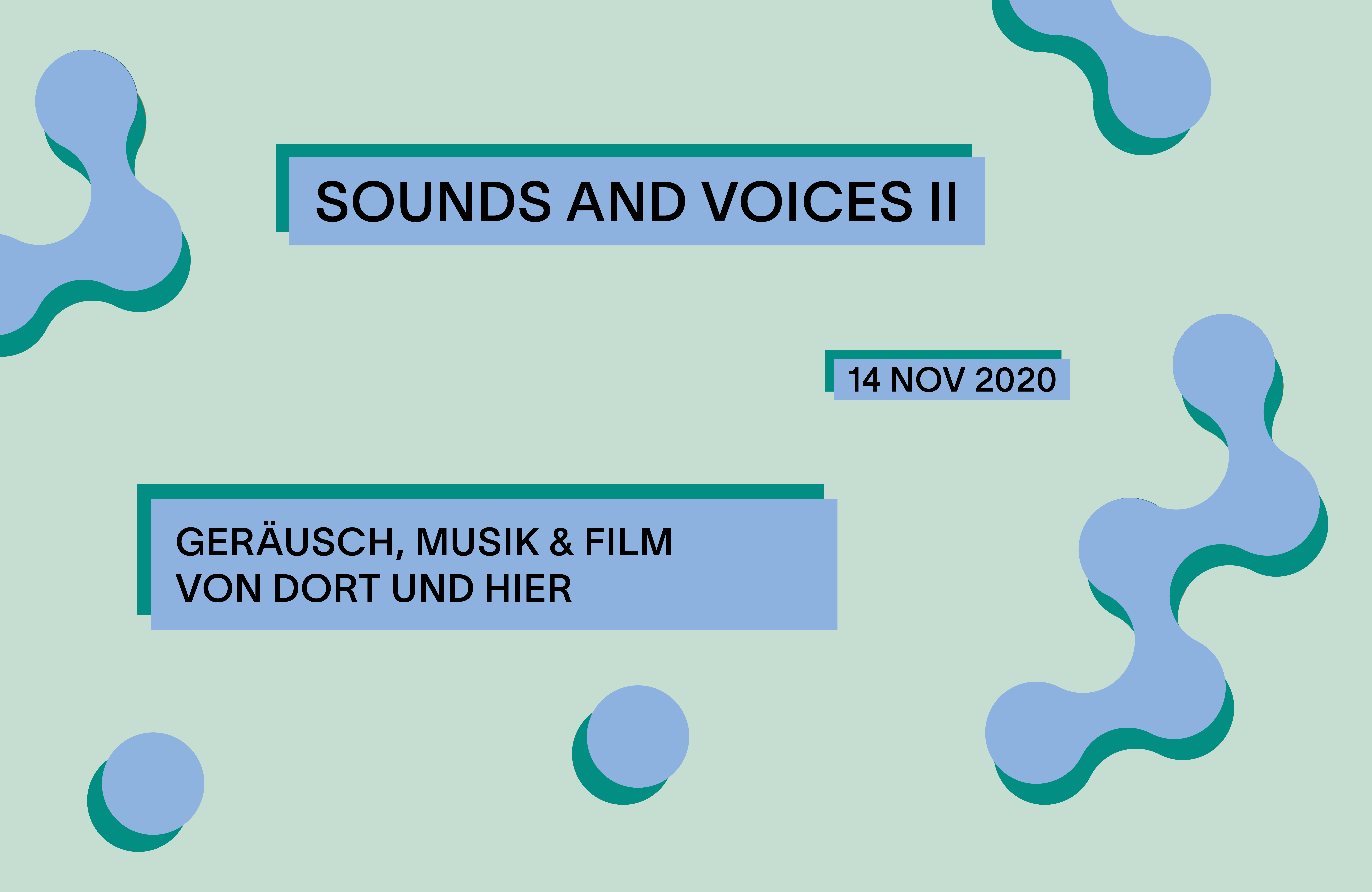 sounds and voices II