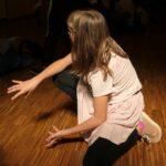 Modernes Tanztheater für Mädchen